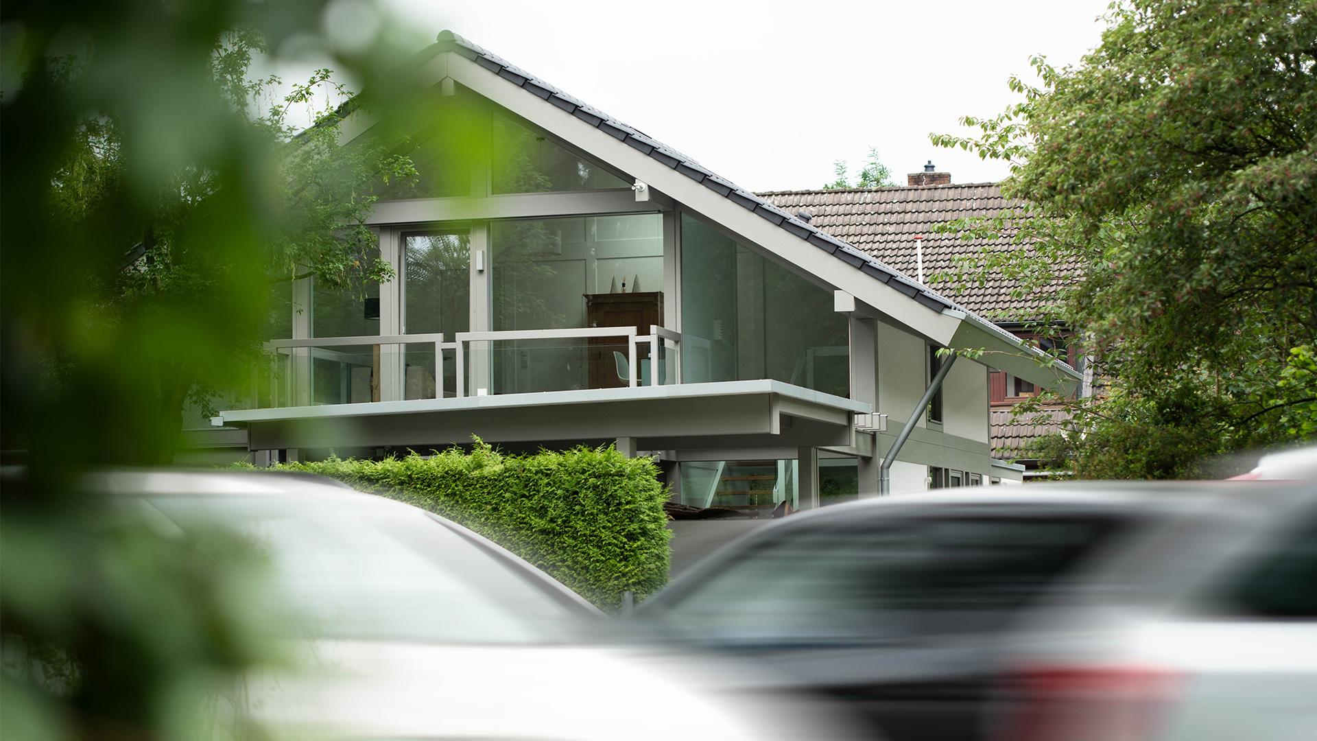 Modernes Fachwerkhaus auf Pinterest | Detmolder Fachwerkhaus