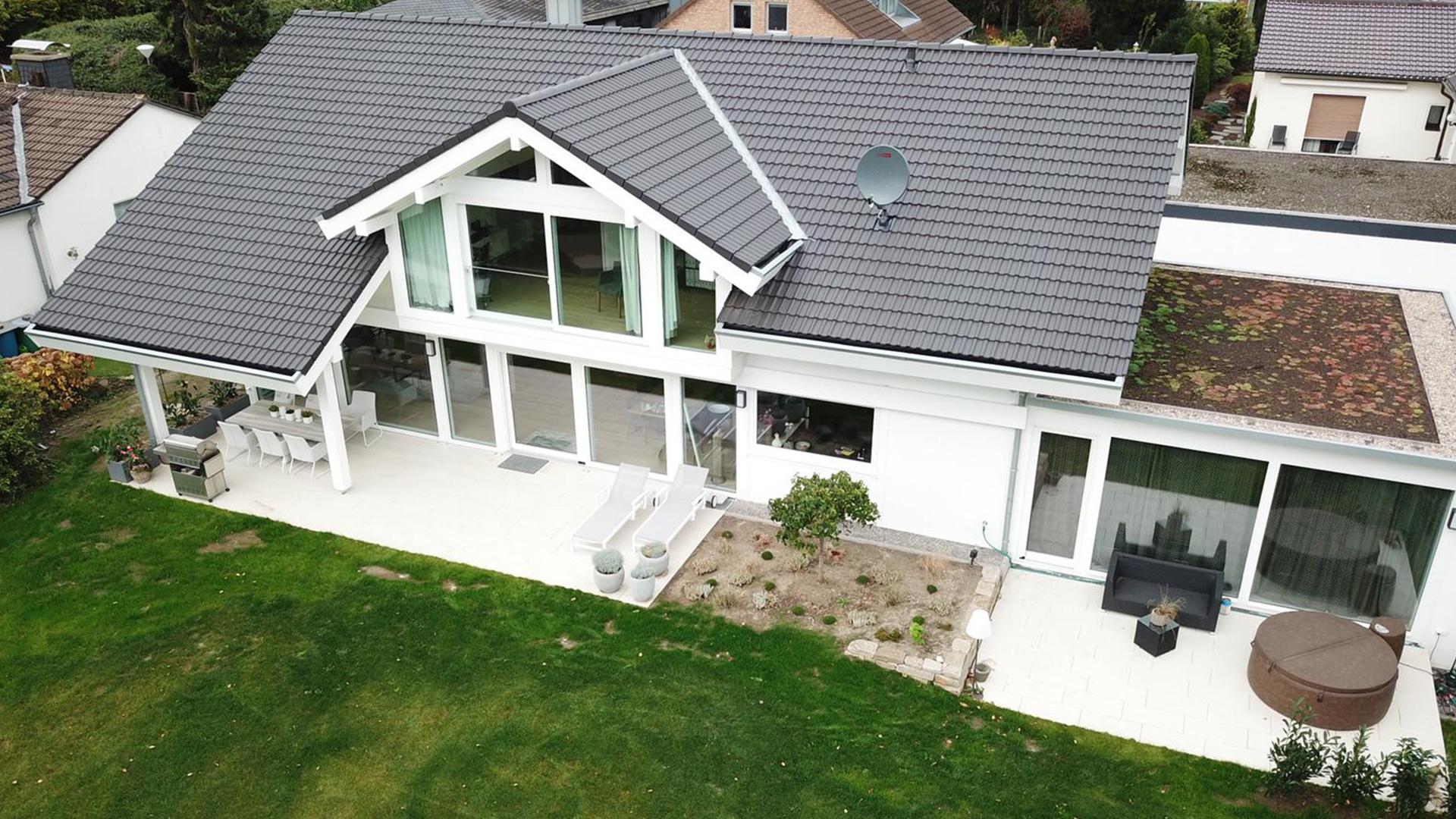 Detmolder Fachwerkhaus Hausabriss