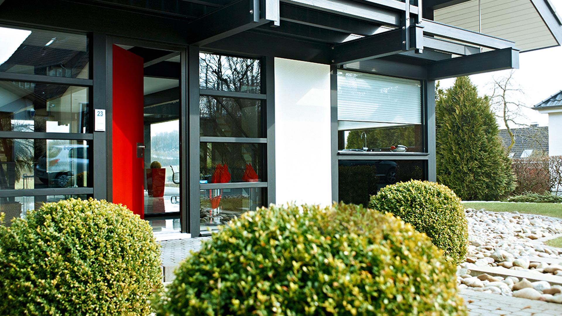 Modernes Fachwerkhaus | Detmolder Fachwerkhaus | Corona-Krise