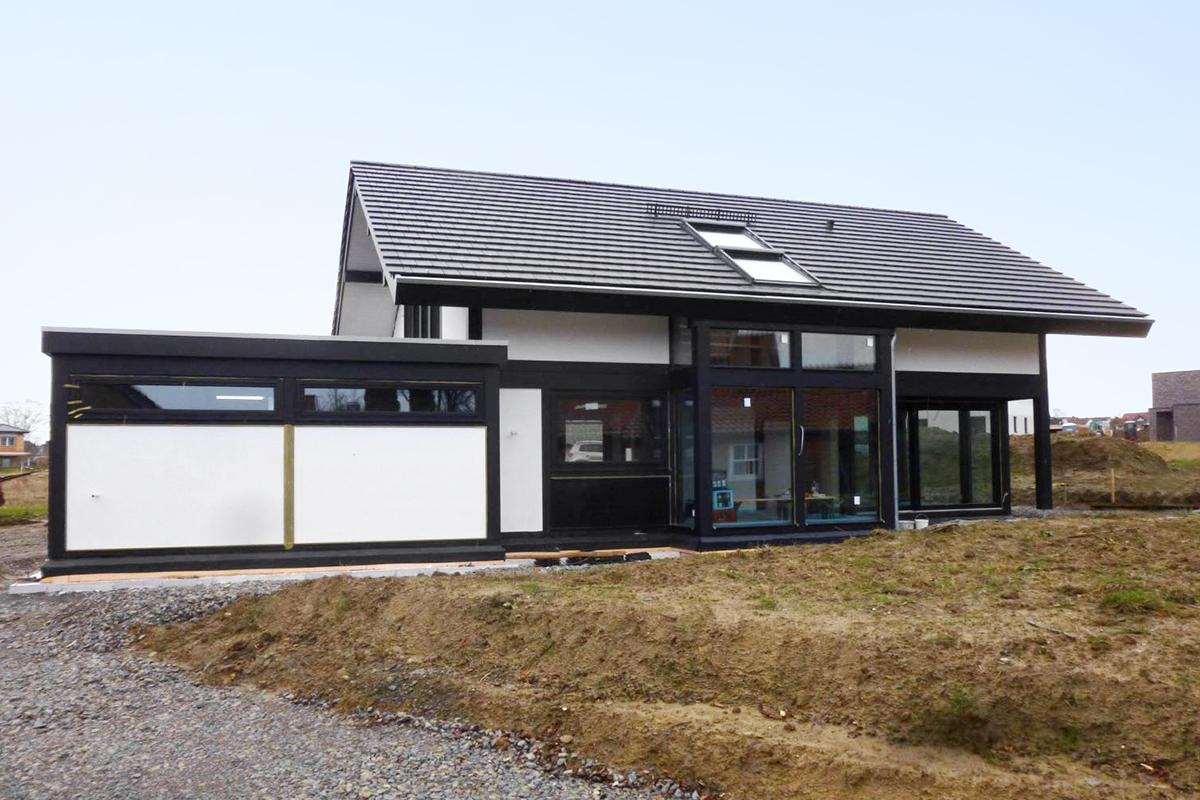 Detmolder Fachwerkhaus Ausbauhaus
