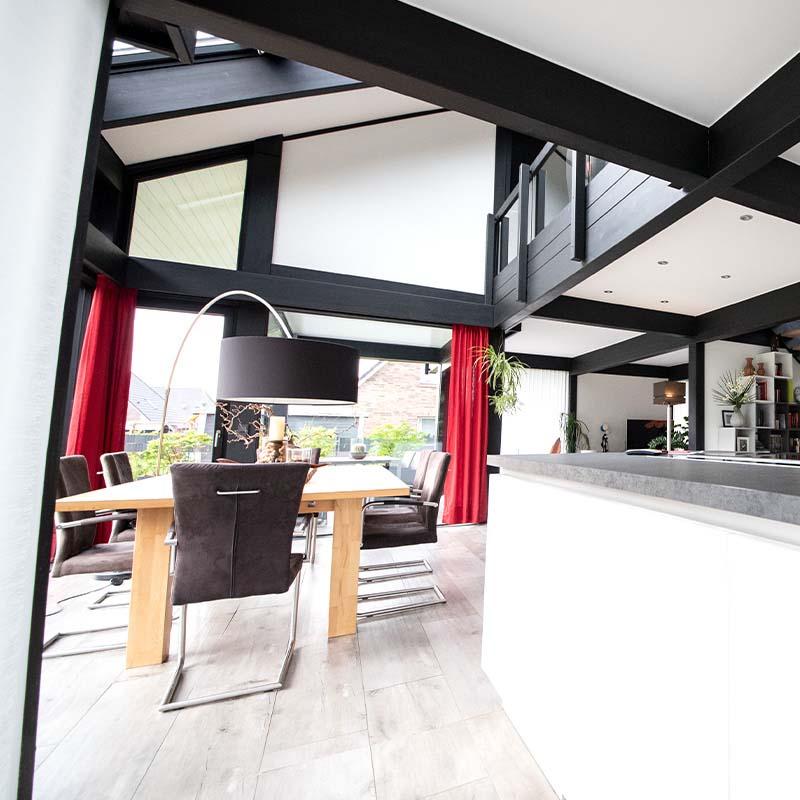 Detmolder Fachwerkhaus – Modernes Küchendesign