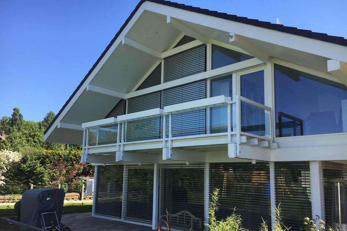 Modernen Fachwerkhaus Tageslicht 10