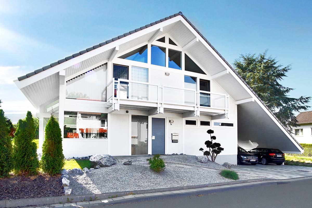 Exklusives Wohnen im modernen Fachwerkhaus 1