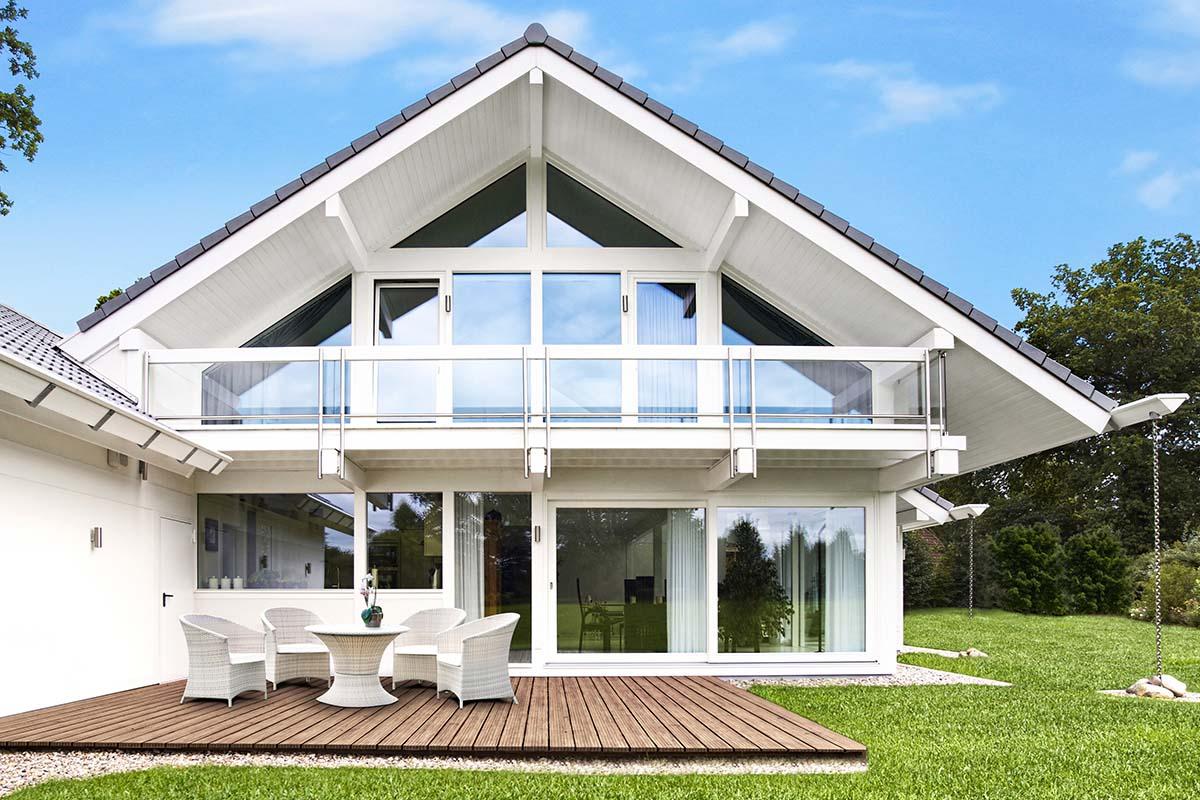 Exklusives Wohnen im modernen Fachwerkhaus 2