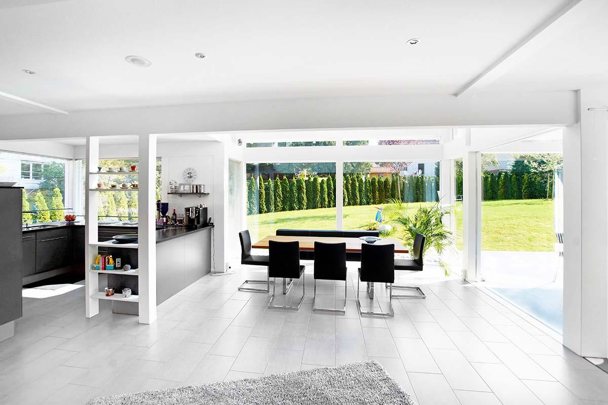 Exklusives Wohnen im modernen Fachwerkhaus 4