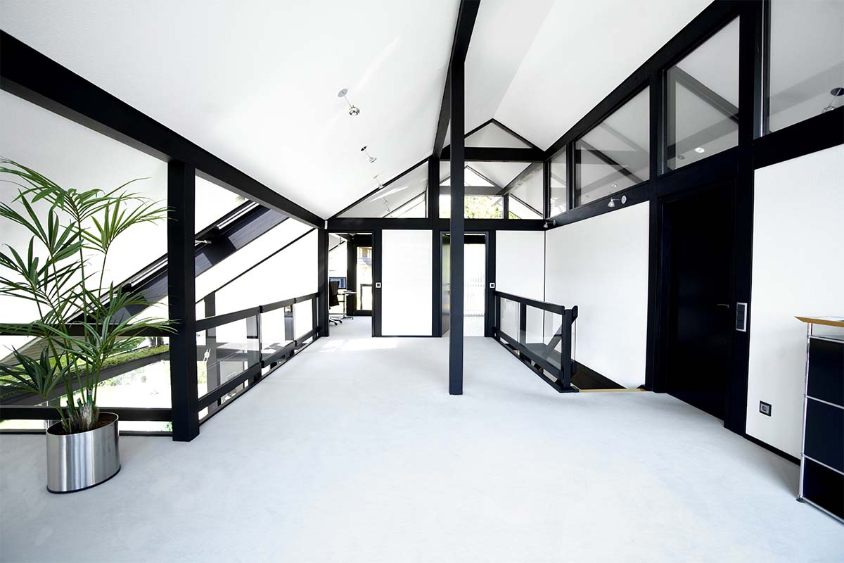 Exklusives Wohnen im modernen Fachwerkhaus 5
