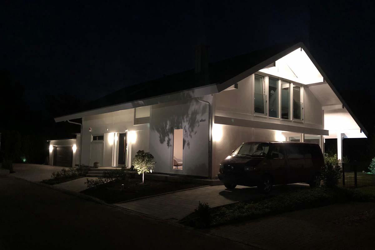 Detmolder Fachwerkhaus Hausabriss 2