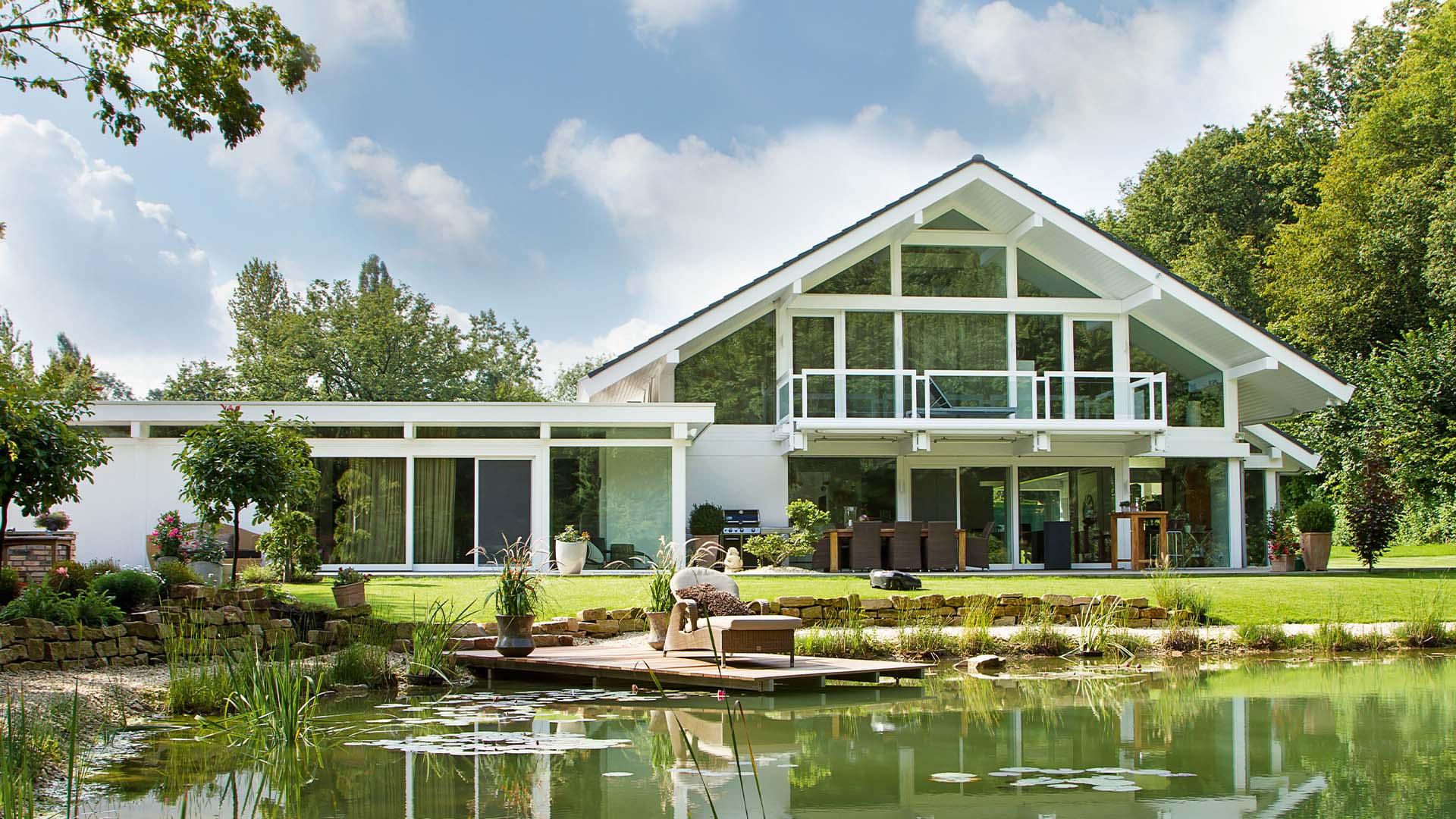 Detmolder Fachwerkhaus – Anbauten und Umbauten 01