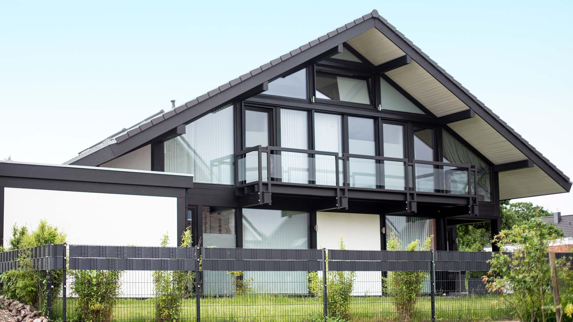 Detmolder Fachwerkhaus – Exterieur 01