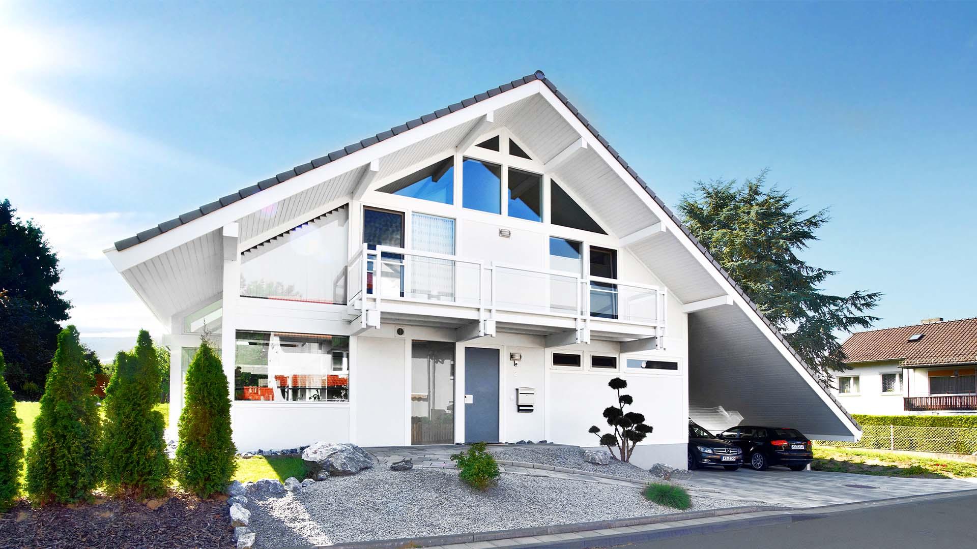 Detmolder Fachwerkhaus – Exterieur 03