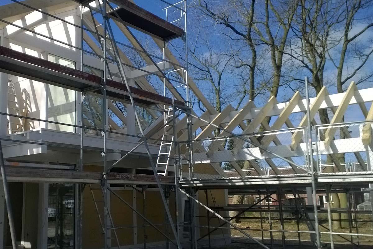 Detmolder Fachwerkhaus – Dach 04