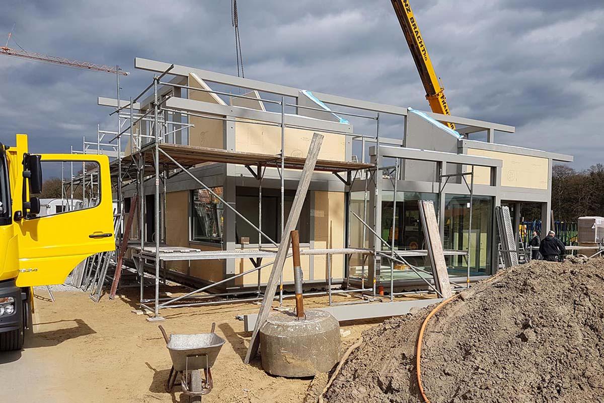 Detmolder Fachwerkhaus – Dach 05
