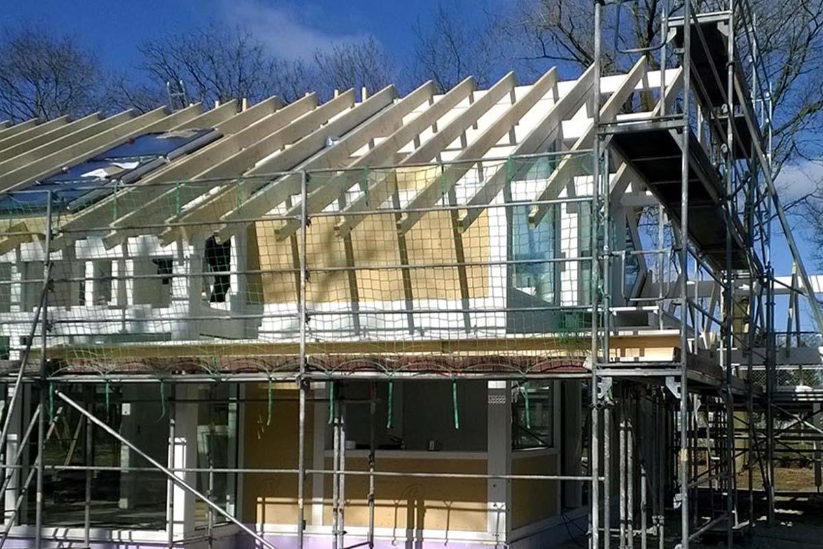 Detmolder Fachwerkhaus – Dach 06