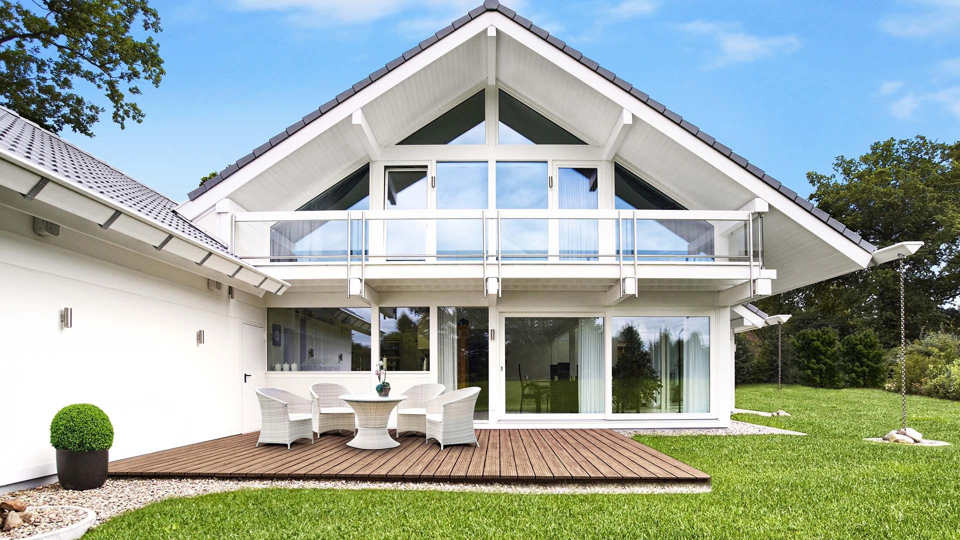 Detmolder Fachwerkhaus – Balkon und Terasse 04