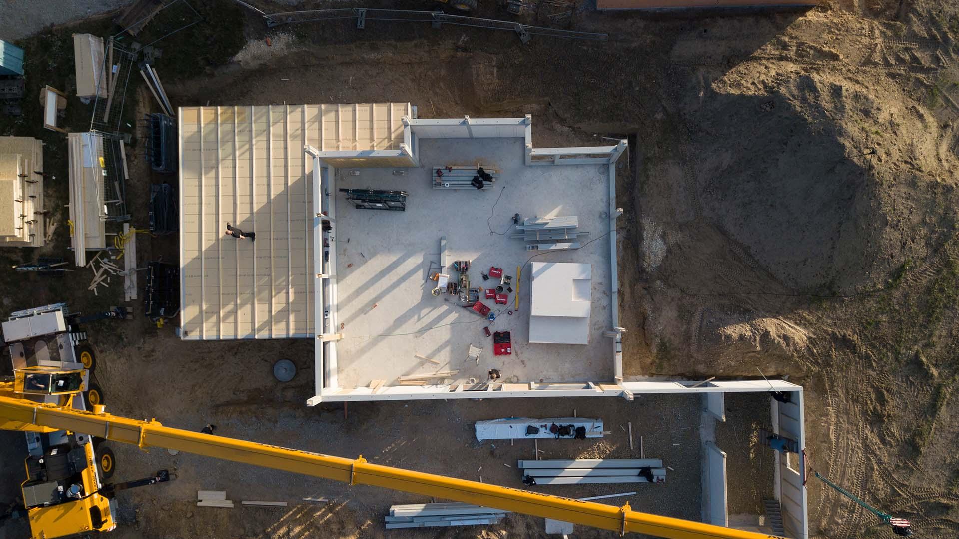 Modernes Fachwerkhaus bauen | Detmolder Fachwerkhaus