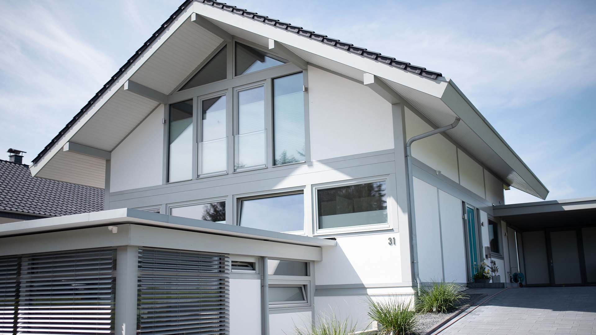 Detmolder Fachwerkhaus – Designhaus 02