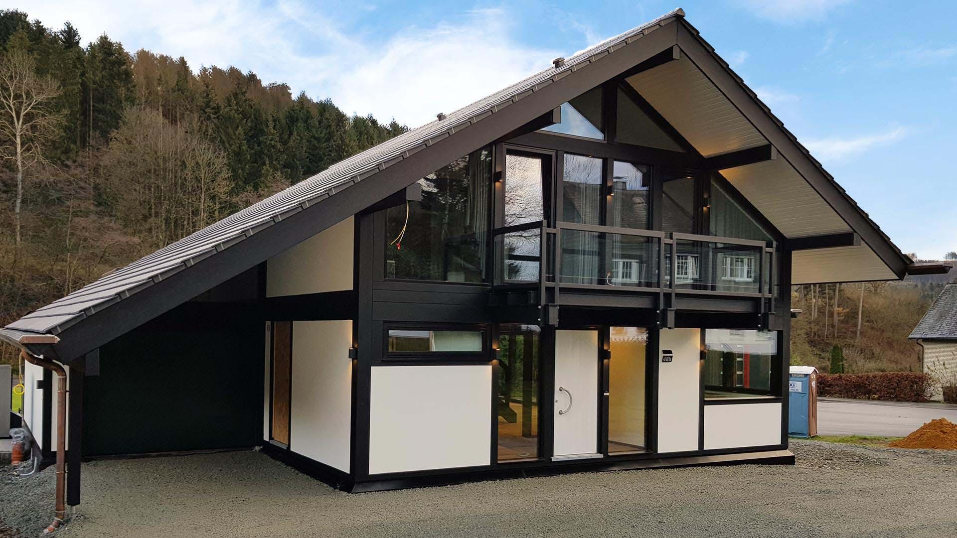 Modernes Einfamilienhaus im schönen Sauerland 02