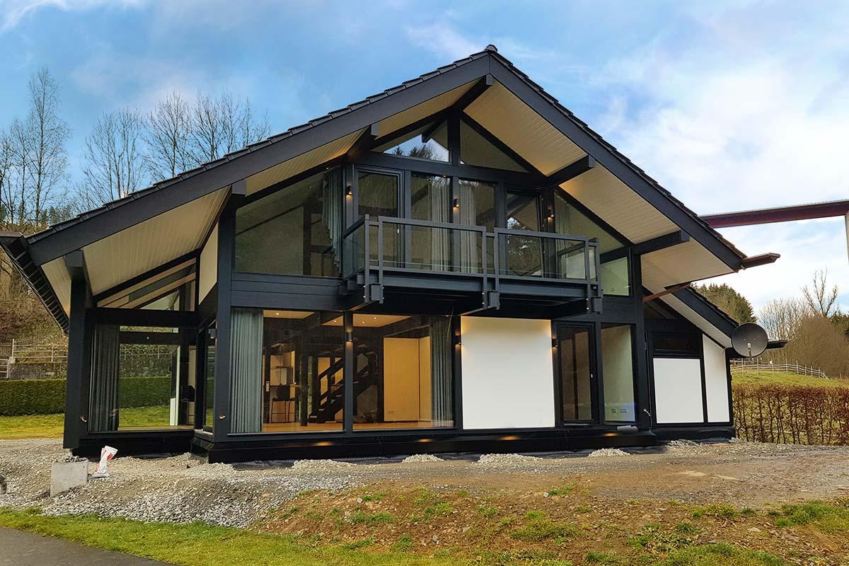 Modernes Einfamilienhaus im schönen Sauerland 01
