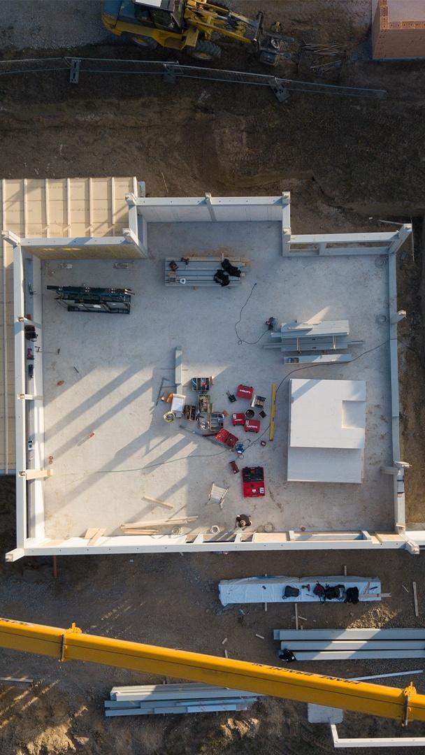 Detmolder Fachwerkhaus Bauprozess